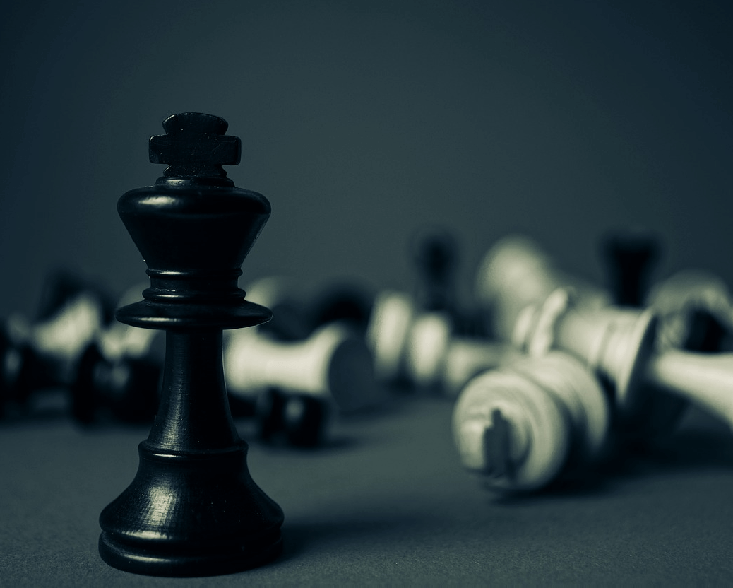 Cybersecurity like a game of chess